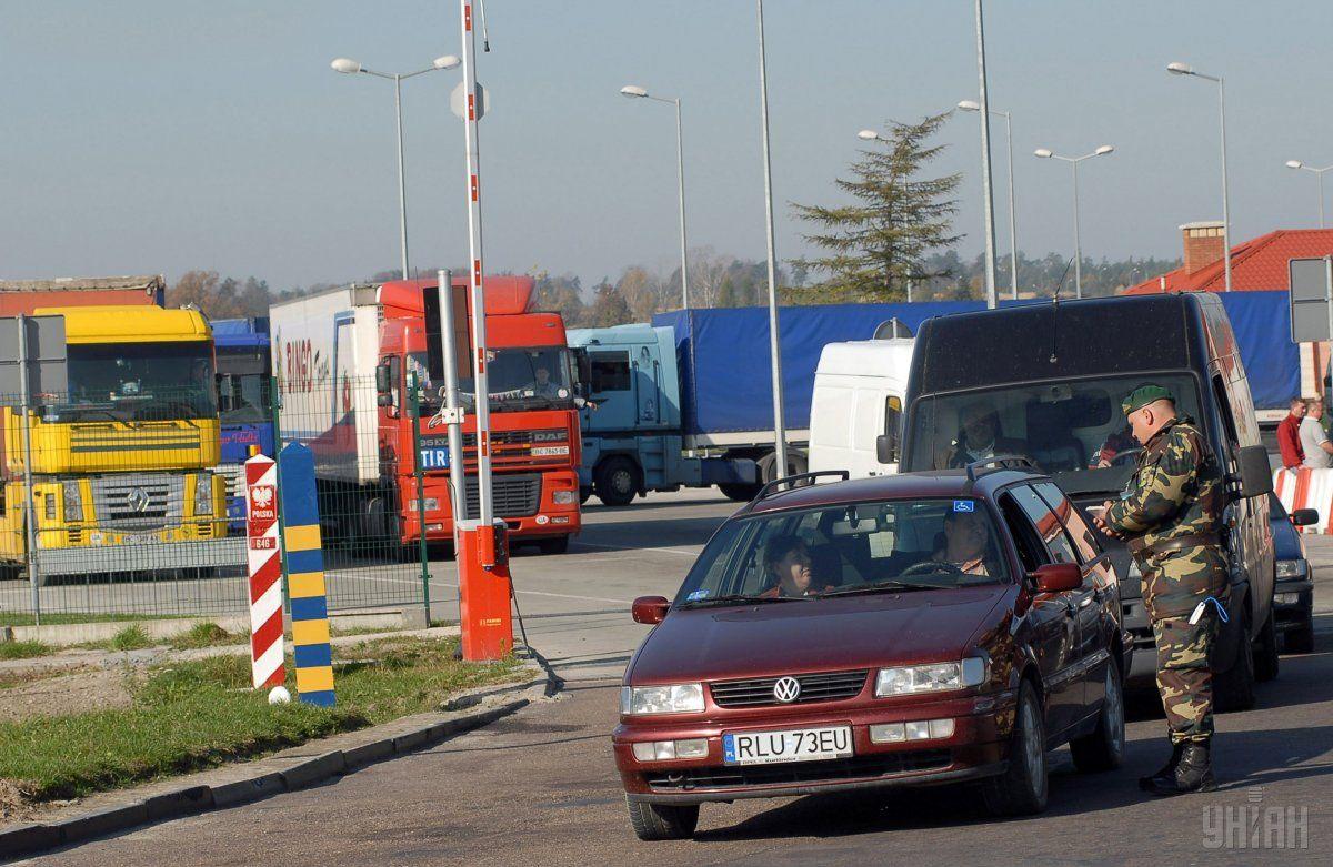 В Украине растаможка авто  подешевеет в десятки раз / Фото УНИАН