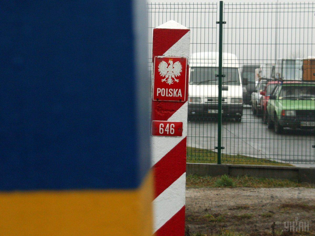 Бизнес испытывает дефицит польских разрешений на автоперевозки / фото УНИАН