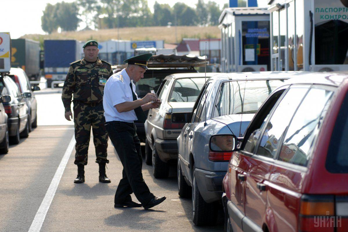 На базе Одесской таможни реализуется пилотный проект по созданию автомобильного хаба / Фото УНИАН