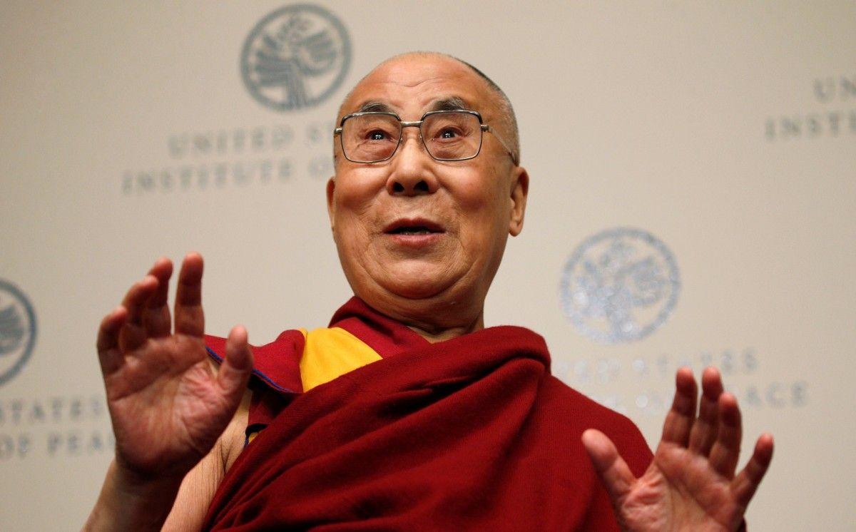 Далай-лама дав поради українцям/ фото REUTERS