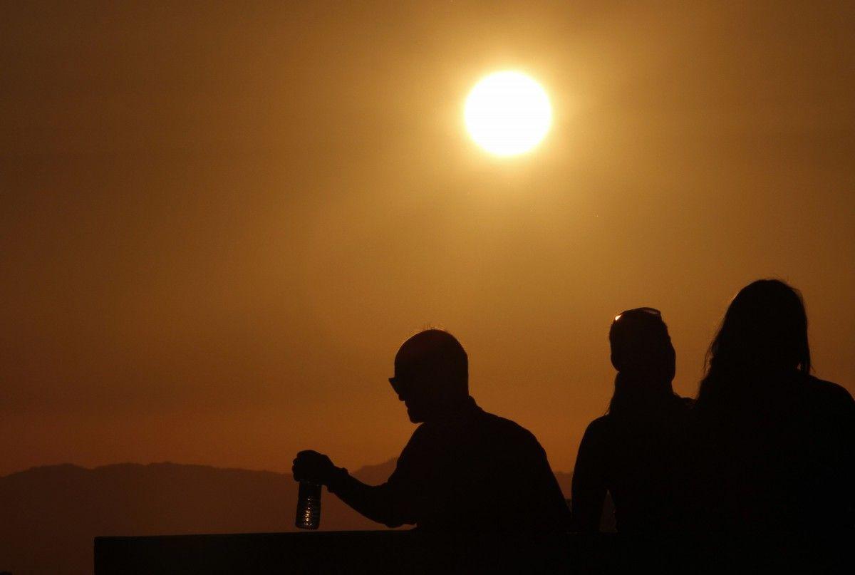Минулий рік виявився найбільш спекотним за всю історію спостережень