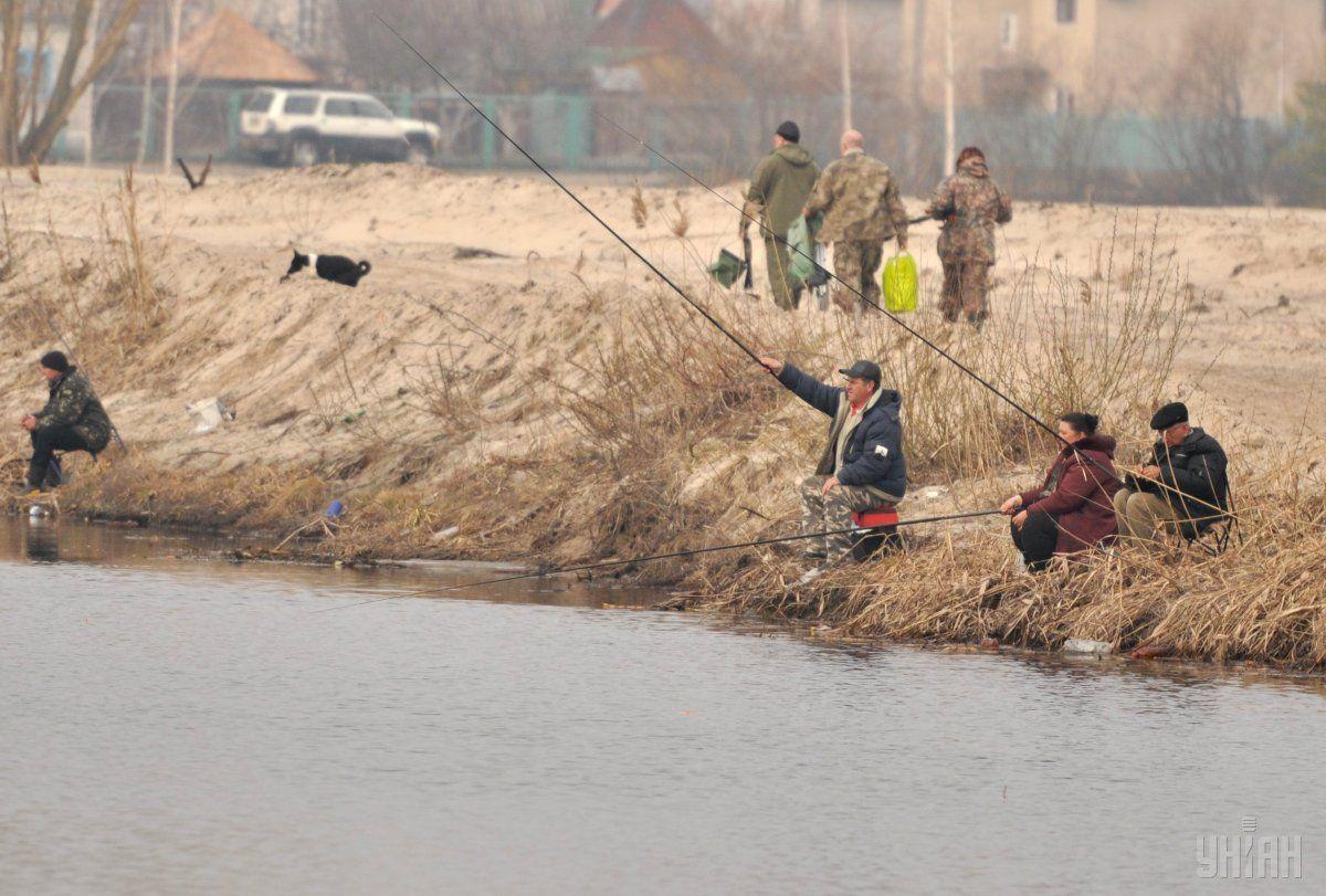 В Украине начала действовать нерестовая запрет / фото УНИАН