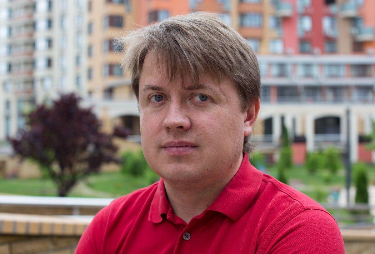 Экс-член НКРЭКУАндрей Герусотметил нехватку экономистов в новом составе Нацкомисии  / фото УНИАН