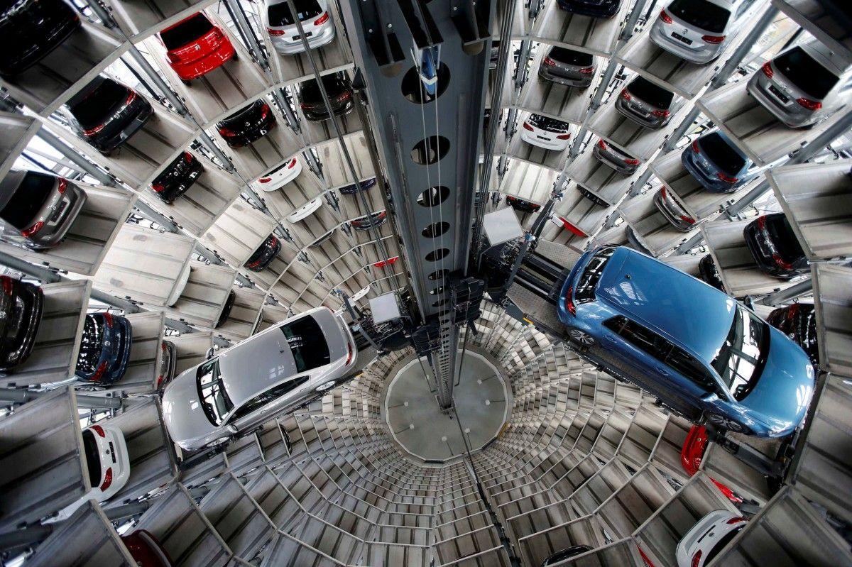 Продажи авто вЕС возросли вконце осени практически на6%