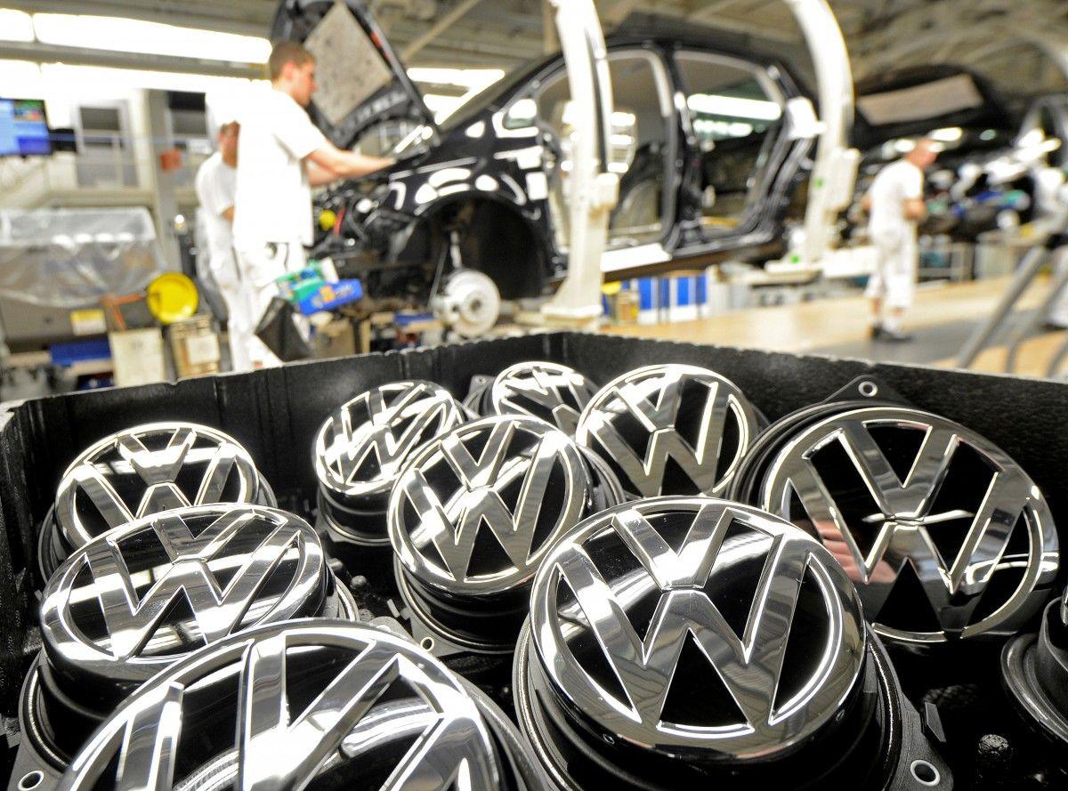 Германия оштрафовала VW на млрд евро из-за «дизельного скандала»
