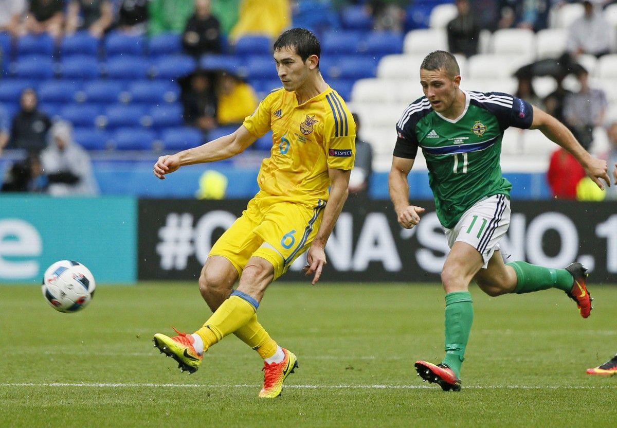 У сборной Украины очень хорошее будущее, считает Тарас Степаненко / Reuters