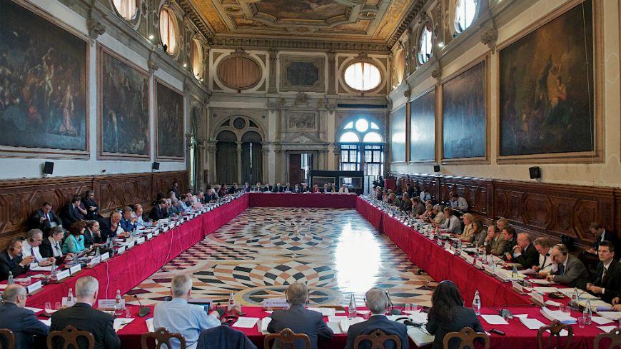 венецианская комиссия / coe.int