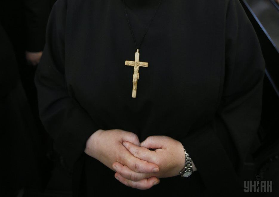 Епископы УПЦ МП не прибыли на встречу с президентом в Украинском доме / УНИАН