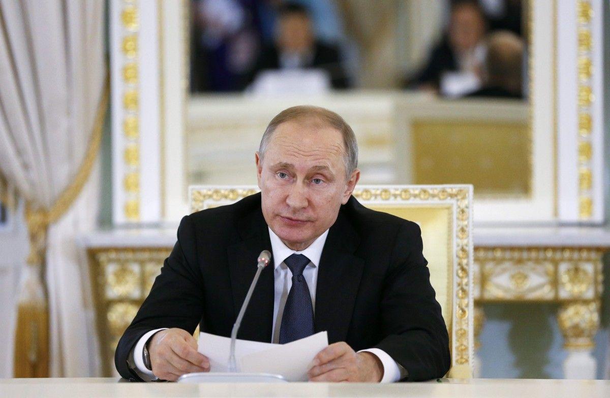 Владимир Путин, президент России / REUTERS