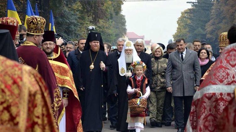 В УПЦ КП надеются, что после Всеправославного Собора у них появится шанс стать каноническими, Со страницы Евстратий Зоря в facebook