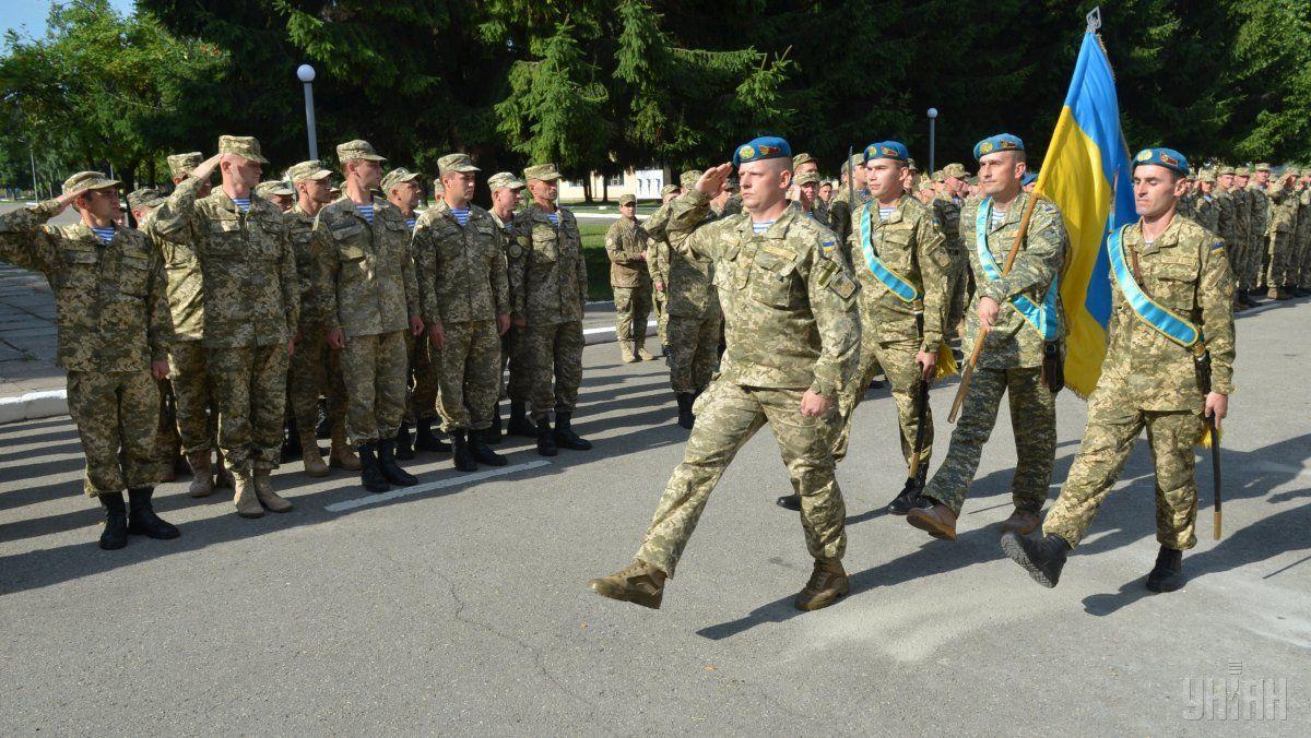 Підготовка до параду проводиться з 3 по 20 серпня / фото УНІАН