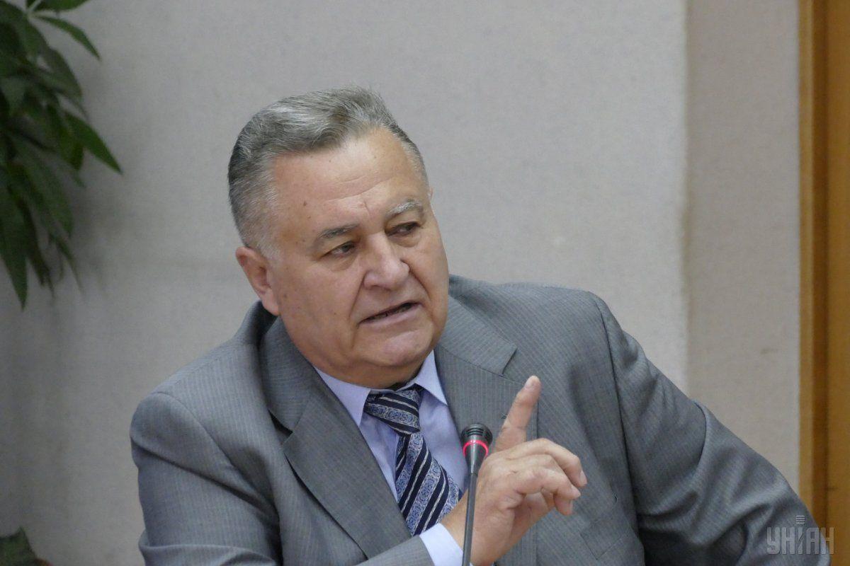 Марчук представлял украинскую сторону в рабочей подгруппе ТКГ по вопросам безопасности / фото УНИАН
