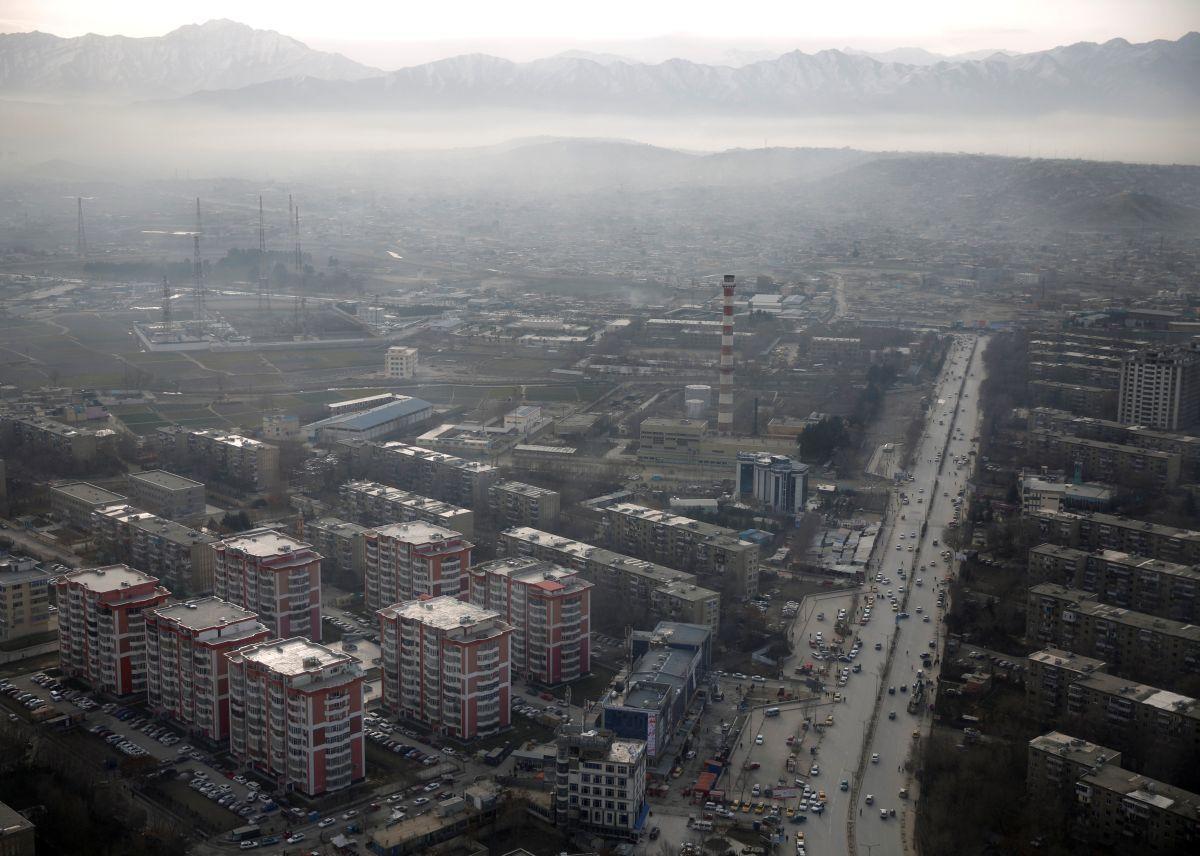 Кабул, иллюстрация / REUTERS