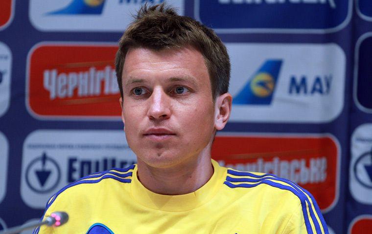 Ротань считает, что с Польшей нужно сражаться за свою честь / dynamo.kiev.ua