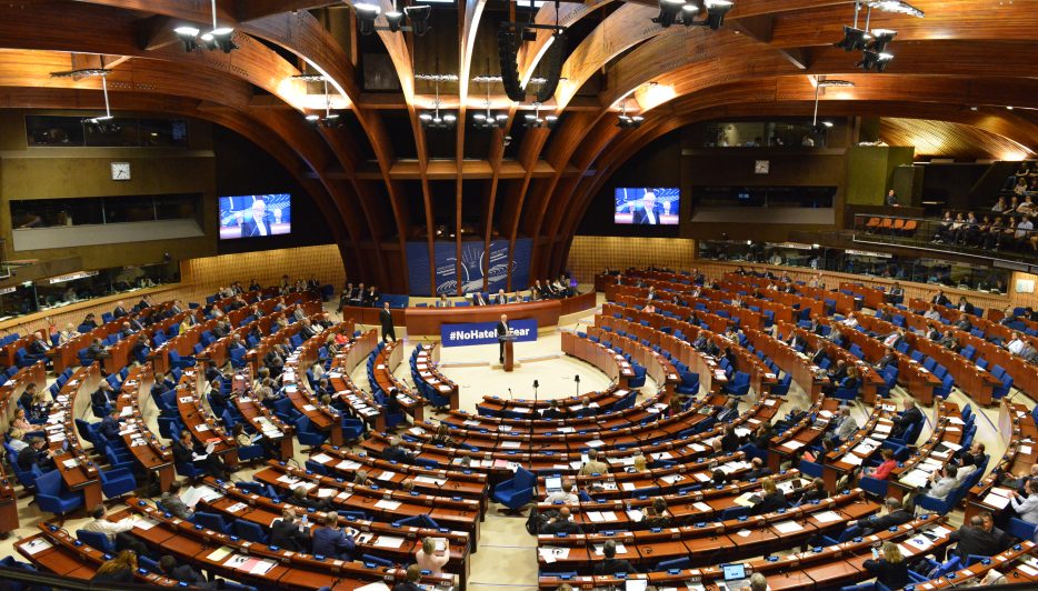PACE insists Russia should abandon the policy of imposition of Russian citizenship on Ukrainian citizens / Photo from UNIAN