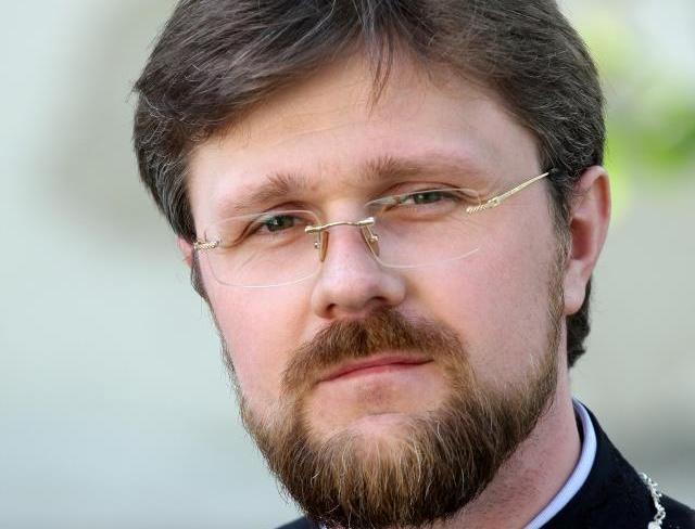 Заместитель главы Синодального отдела внешних церковных связей УПЦ протоиерей Николай Данилевич