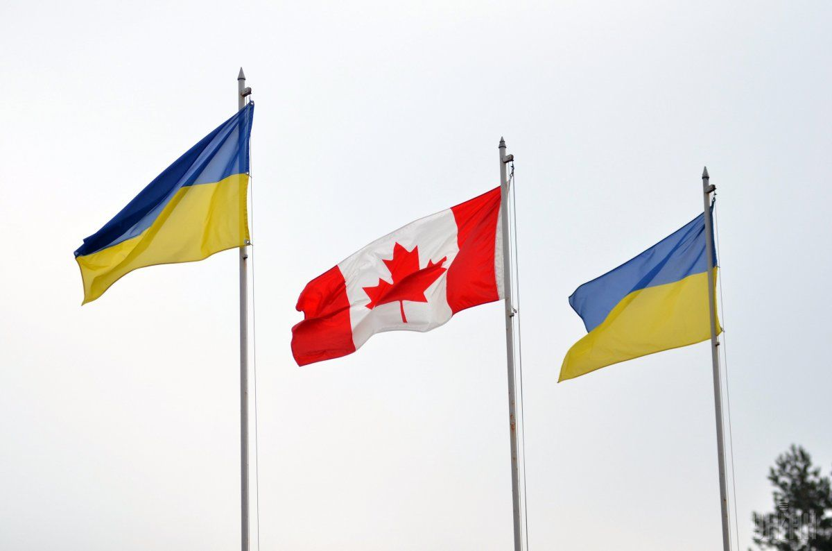 Canada is Ukraine's partner bot in the G7 and NATO / Photo from UNIAN