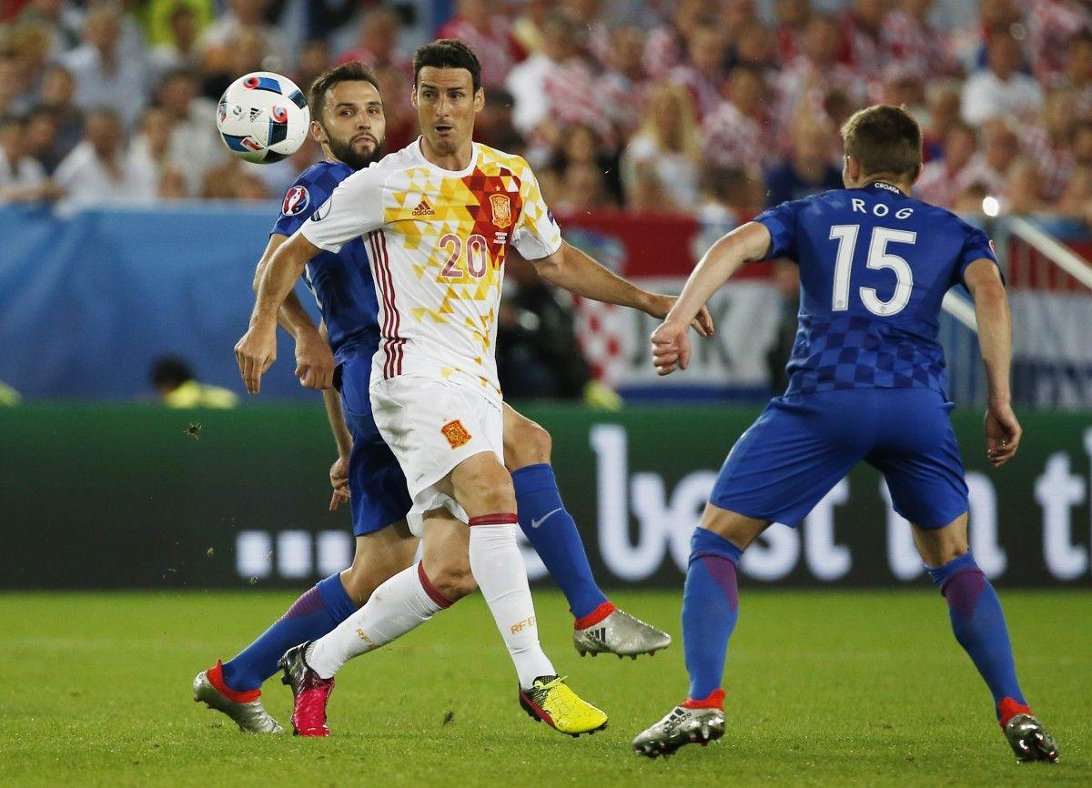 Обзор матча хорватия