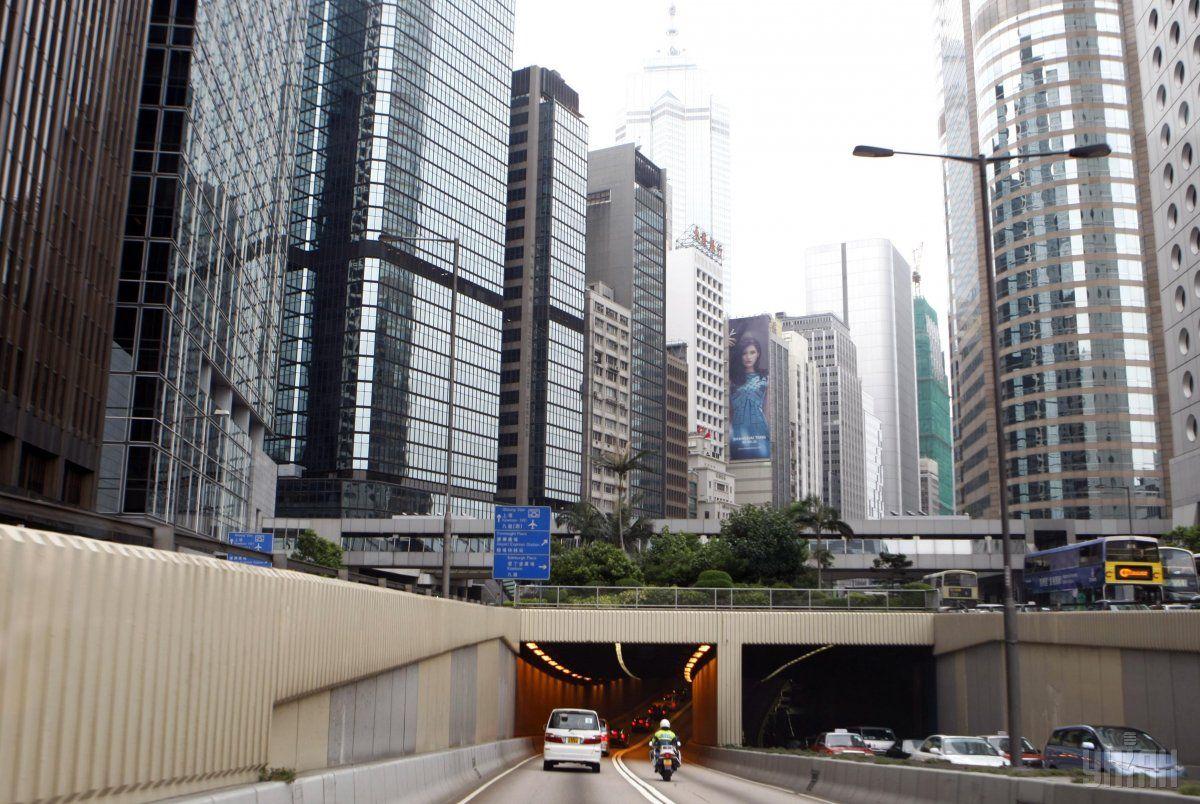 В Гонконге проживает большое число экспатов - сотрудников иностранных компаний / Фото УНИАН