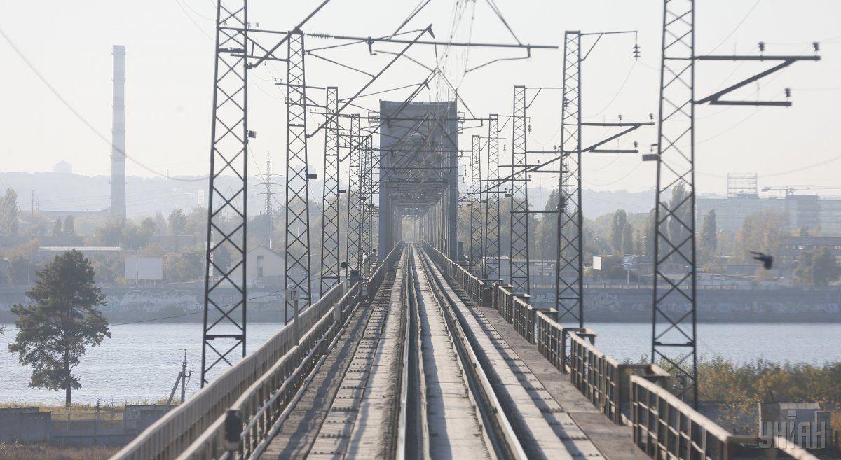 """Украине требуется новый закон """"О железнодорожном транспорте"""" - Криворучко / фото УНИАН"""