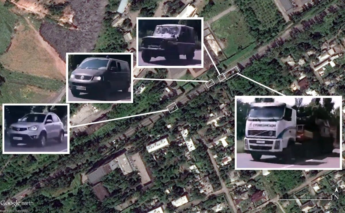 Kunadze: Ukraine might have this imagery as well / bellingcat.com