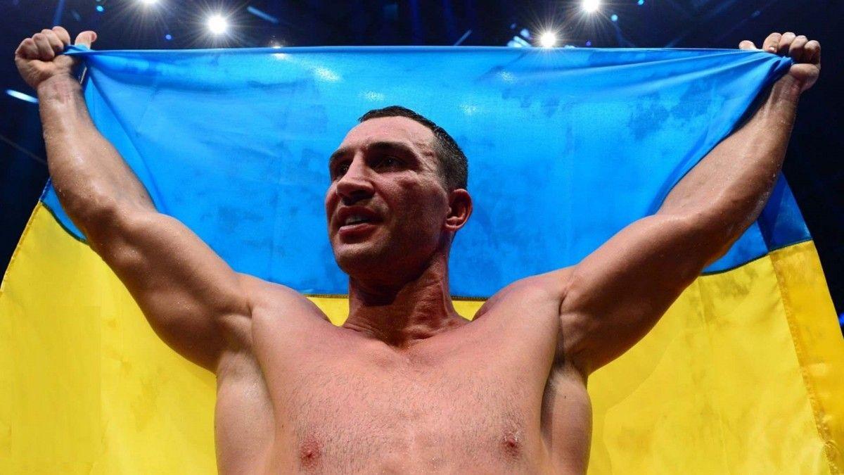 Кличко заступился за еврейский народ / sportfile.com.ua