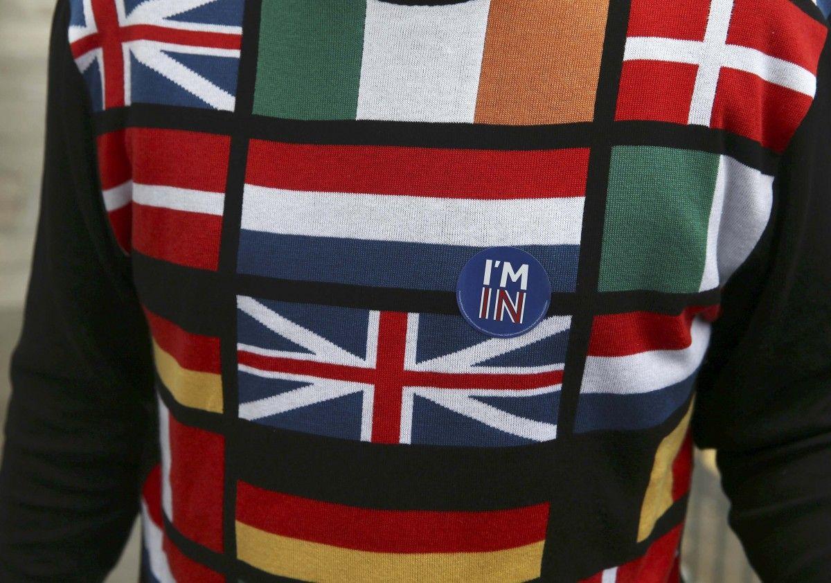 23 июня британцы решают, оставаться ли Великобритании в Евросоюзе. / REUTERS