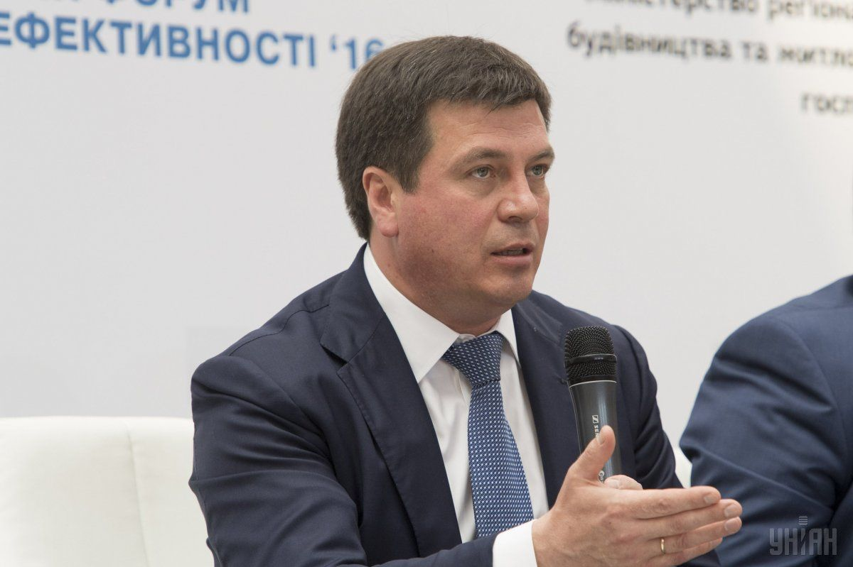 Вице-премьер отметил, что грант будет покрывать расходы на энергоаудит, материалы и стройку / фото УНИАН