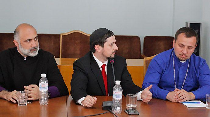 Учасники зустрічі обговорили подальше вдосконалення державно-конфесійних відносин у сфері освіти