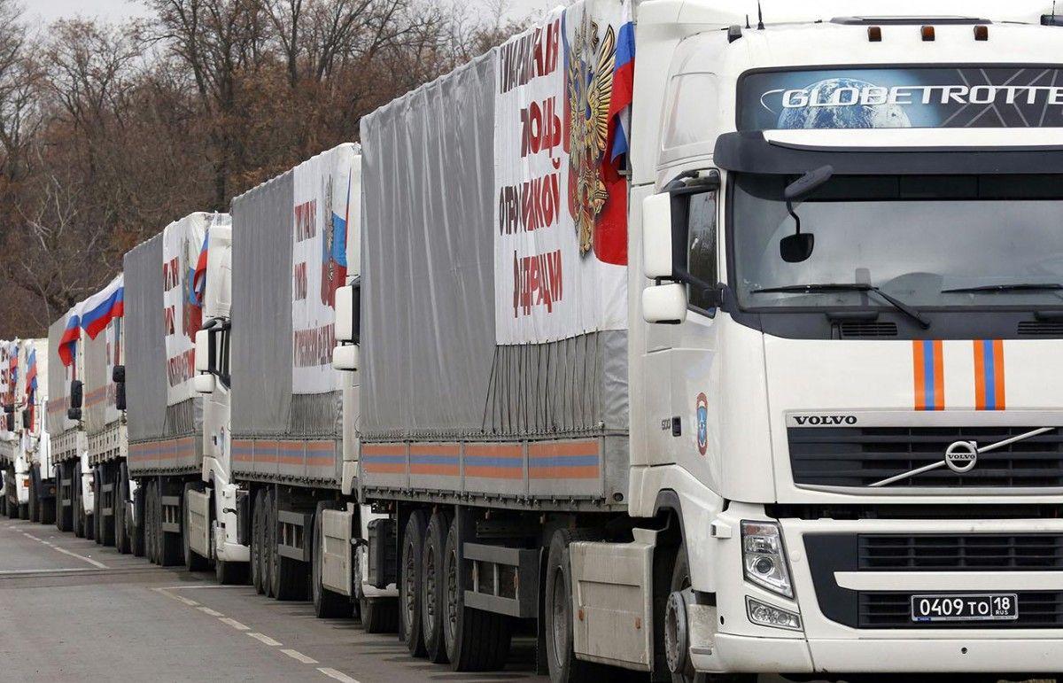 Росія не хоче фінансувати гуманітарну допомогу бойовикам на Донбасі