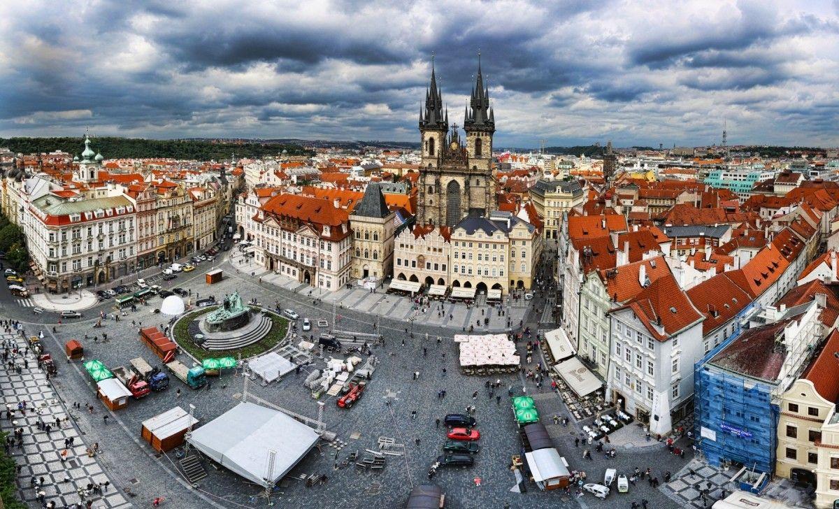 В Чехии продолжается первый тур выборов президента / фото praga-praha.ru