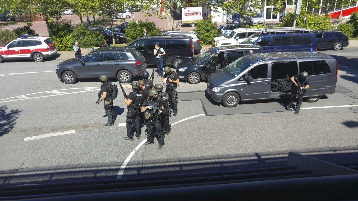 Полиция в Германии / REUTERS