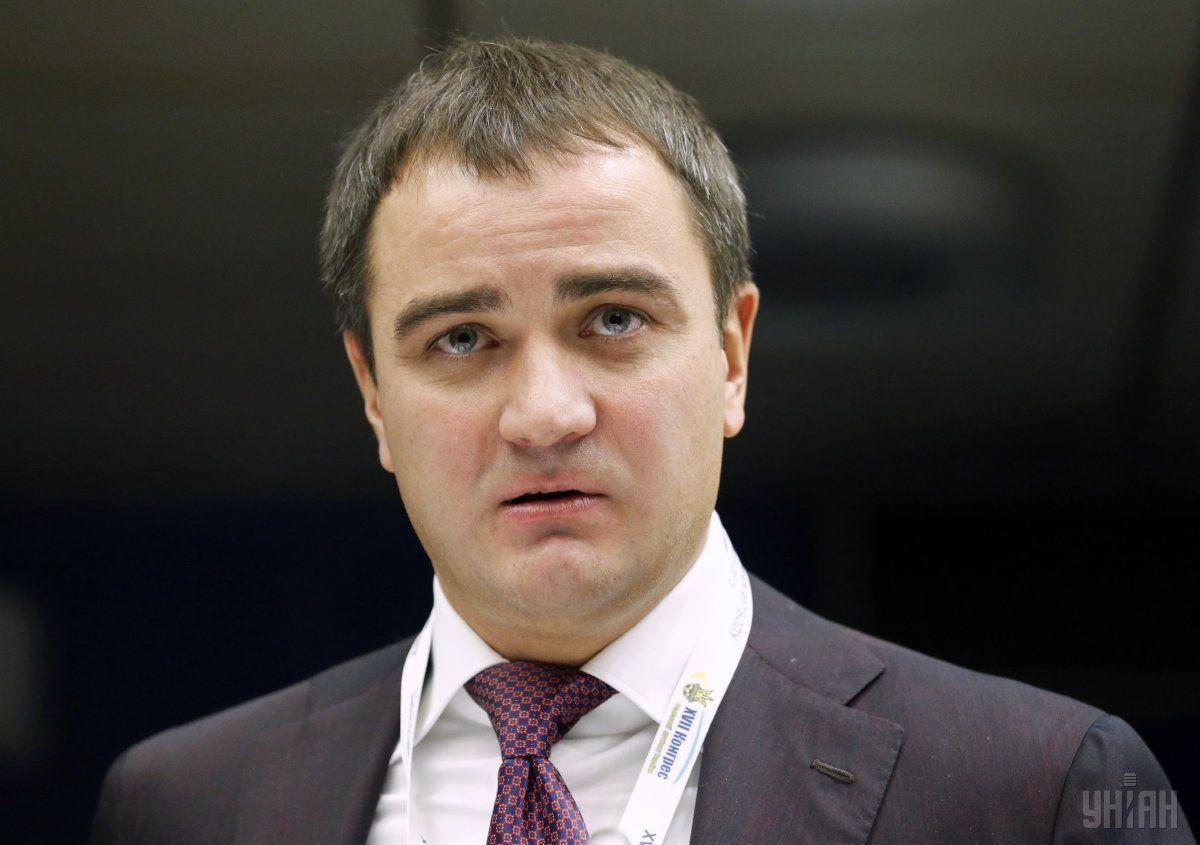 Андрей Павелко /УНИАН