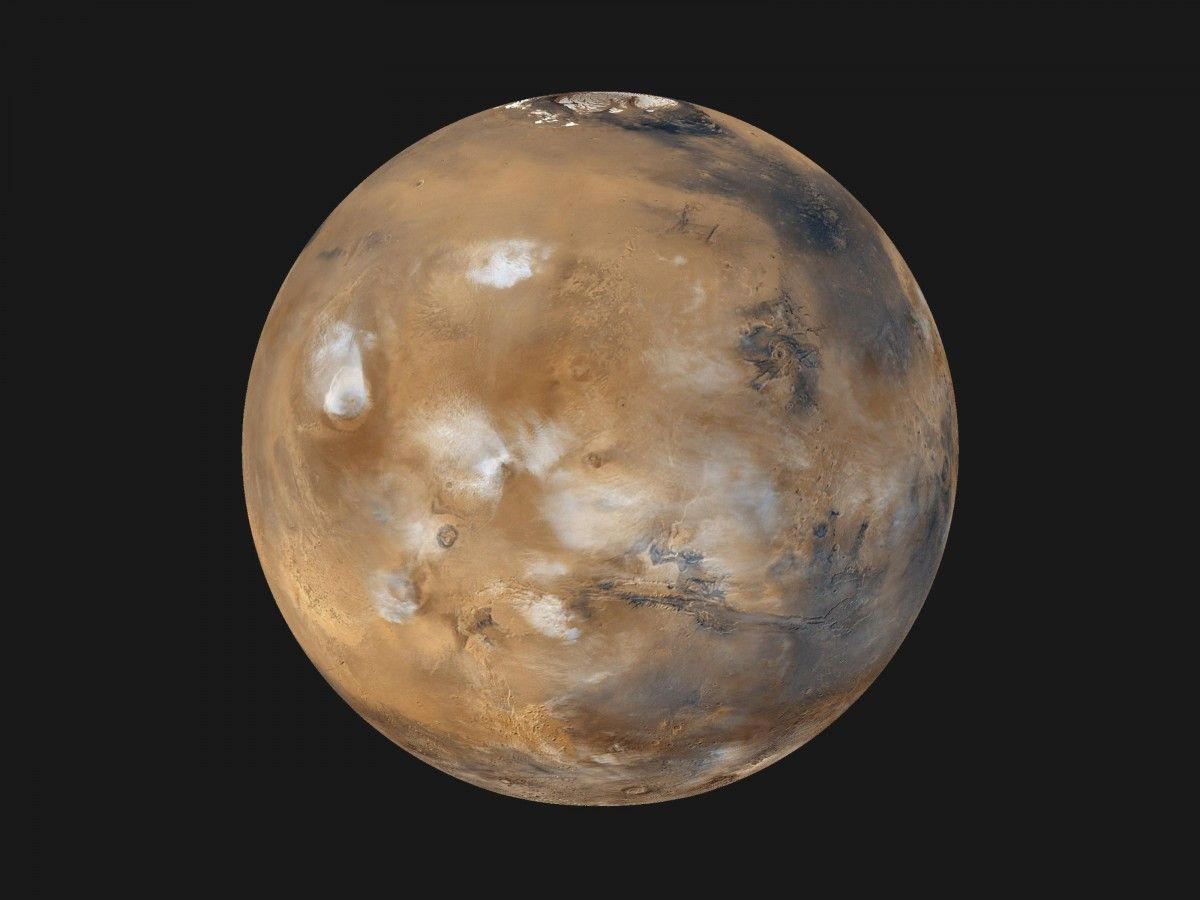 У NASA полагодили апарат на Марсі / фото NASA
