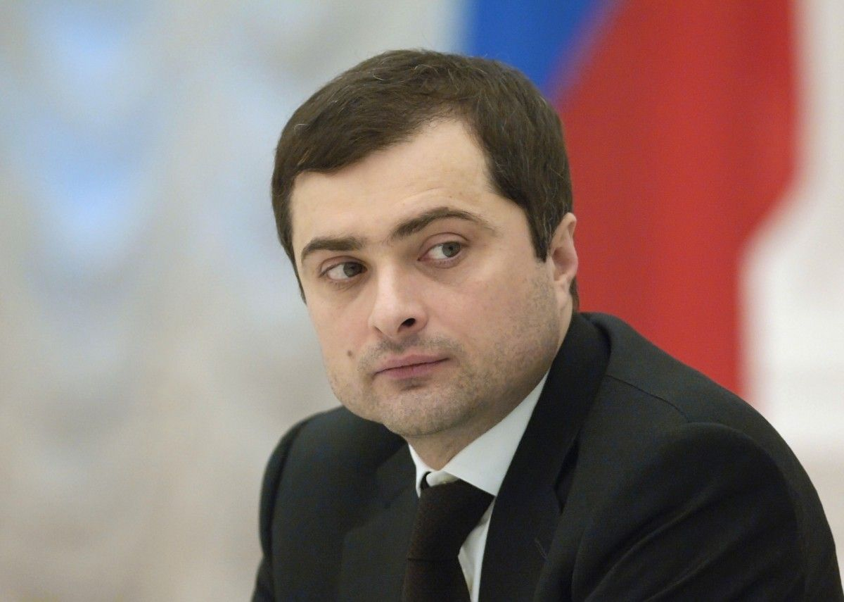 Vladislav Surkov / REUTERS