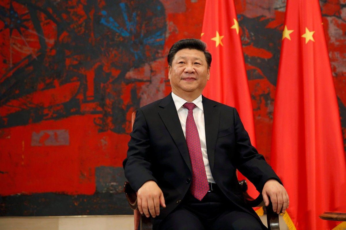 Сі Цзіньпін / REUTERS