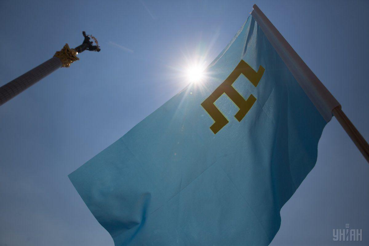 26 июня крымские татары отмечают День флага / УНИАН