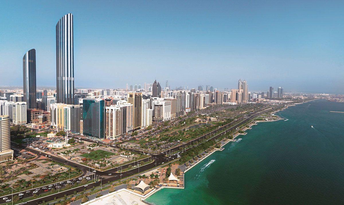 Авиакомпания будет выполнять полеты из международного аэропорта Абу-Даби в международный аэропорт «Борисполь» / фото arabianbusiness.com