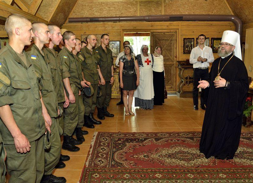 Церковь молится о мире в Украине, укреплении матерей, вдов и сирот, которые остались без сыновей, мужей и отцов