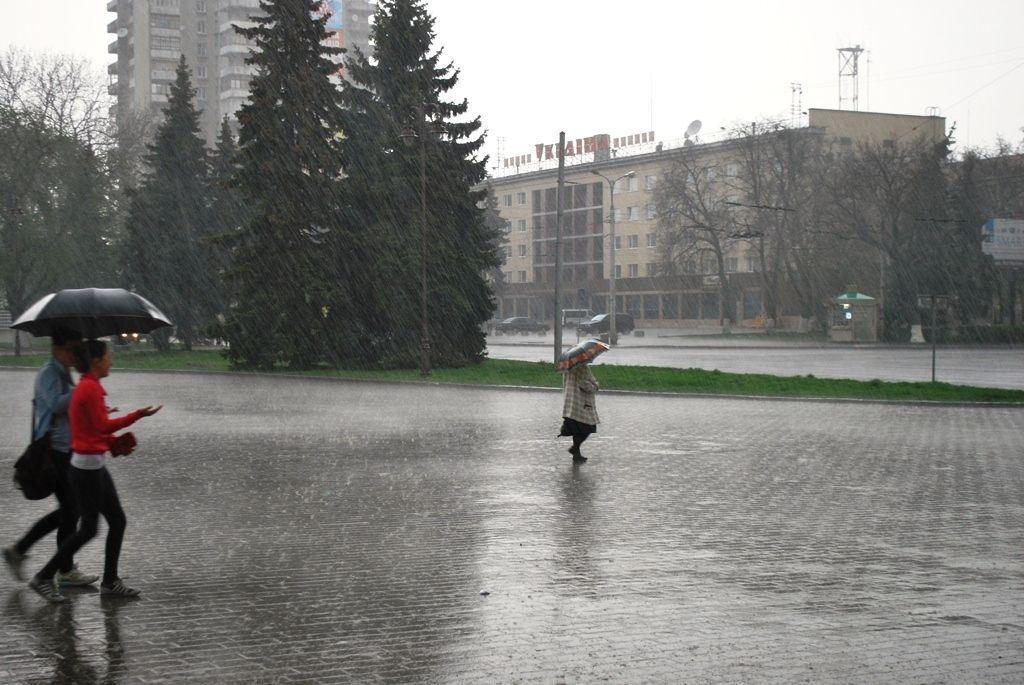 На заході України сьогодні пройдуть дощі / volynnews.com