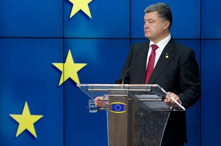 Poroshenko says