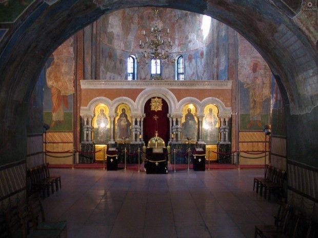 Иконостас Кирилловской церкви
