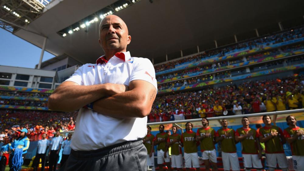 Сампаоли стал новым тренером