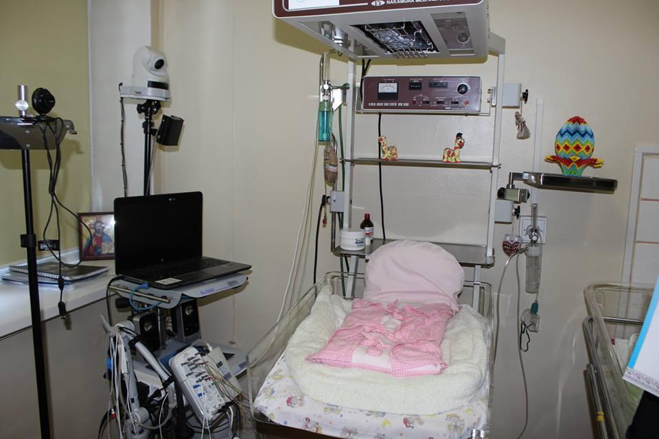 Апарат для параінфрачервоної спектроскопії допоможе своєчасно діагностувати порушення функцій головного мозку в новонароджених