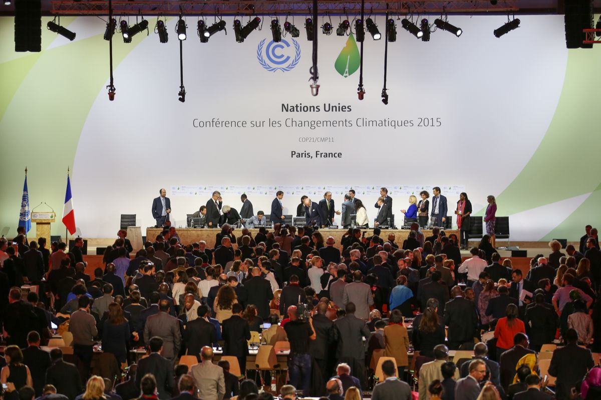 Документ создает условия для решения проблем изменения климата / Фото unep.org