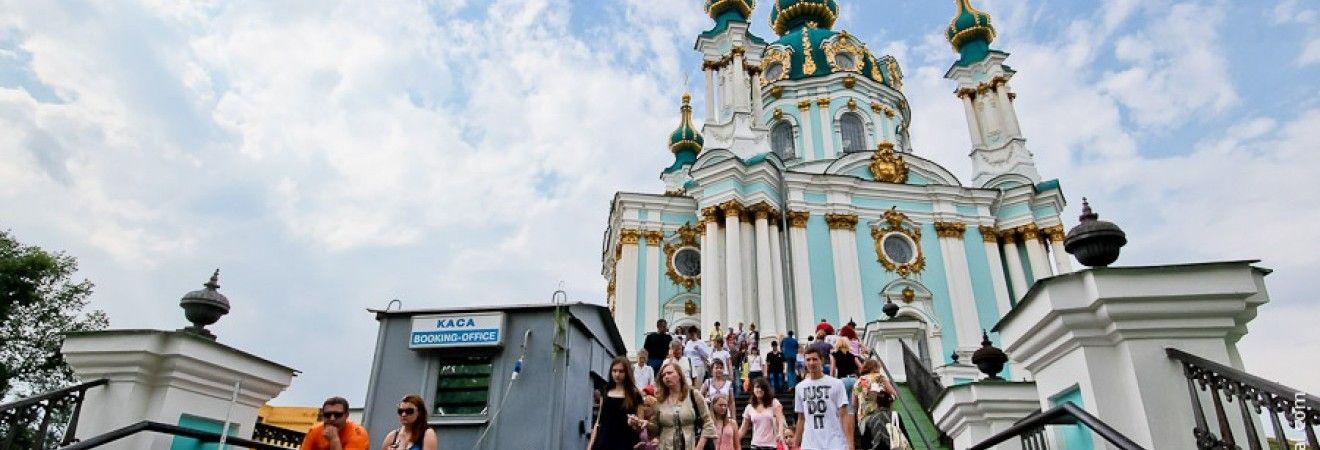 В Киеве сегодня без осадков, днем до +25°