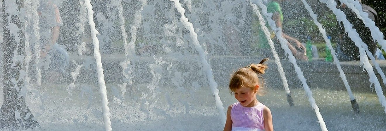 У Києві сьогодні спека до +31°, без опадів