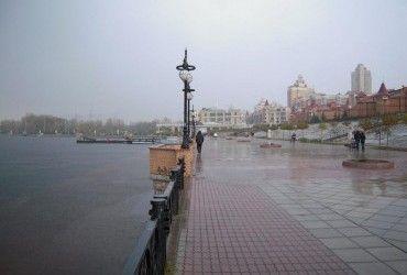 В Киеве завтра пройдет дождь, температура до +15°