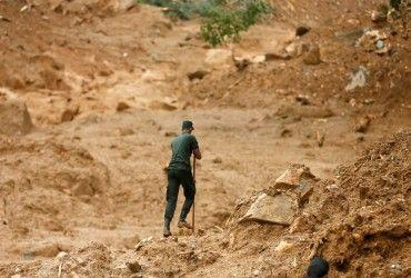 В результате схода оползня в Эфиопии погибли 18 человек