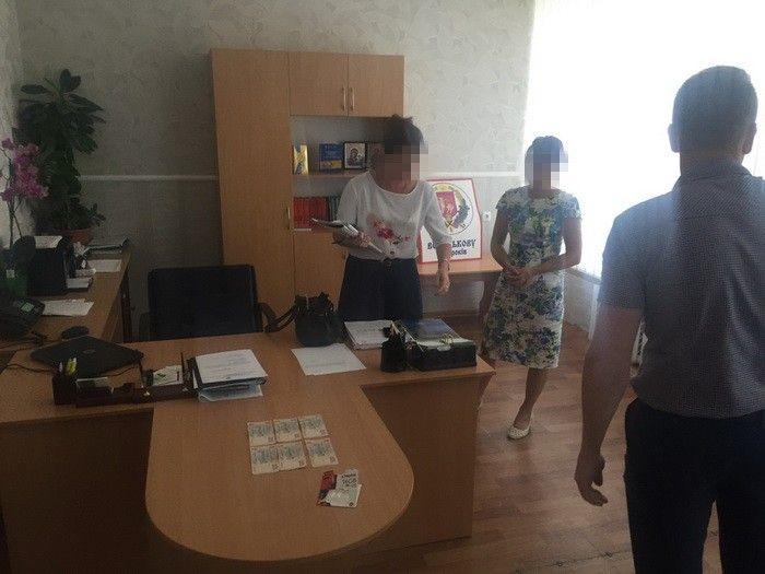 Голову Воронькова затримали у власному кабінеті / ssu.gov.ua